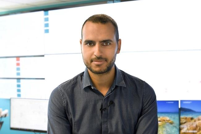 Rencontrez Nabil, Chef de Projet