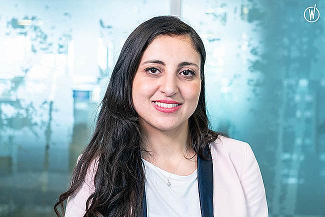 Rencontrez Leila, Responsable équipe Analystes Risques - Société Générale