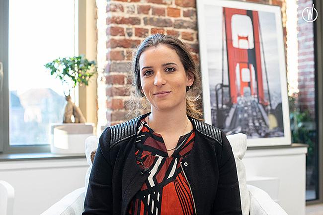 Rencontrez Maëva, Chargé d'études statistiques / Data Scientist - Enaco