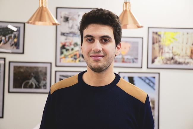 Rencontrez Sofian, Co-fondateur