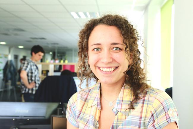 Rencontrez Wendy, Artisan Logiciel  - SmartSide