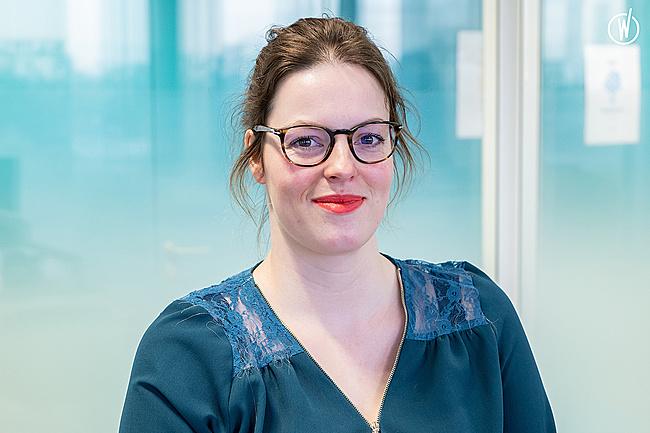Rencontrez Katell, Conseillère Client - GNFA