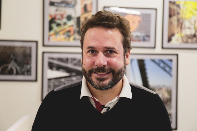 Rencontrez Fabrice, Co-fondateur