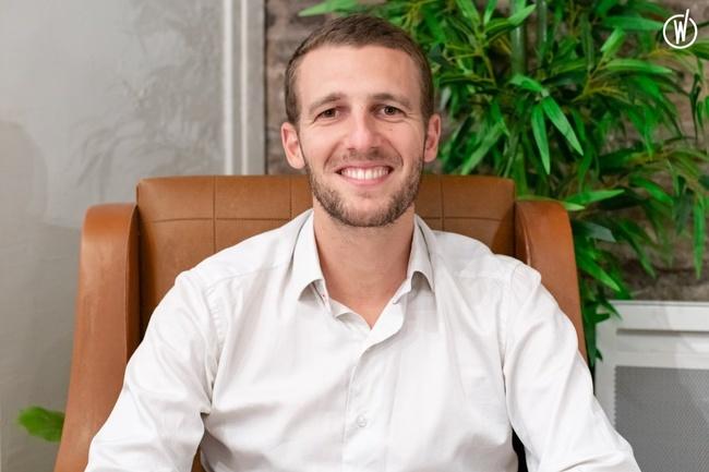 Rencontrez Alexis, Directeur du pôle de développement hardware & software