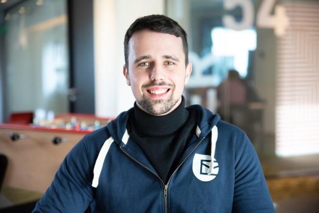 Meet William, Sales Executive