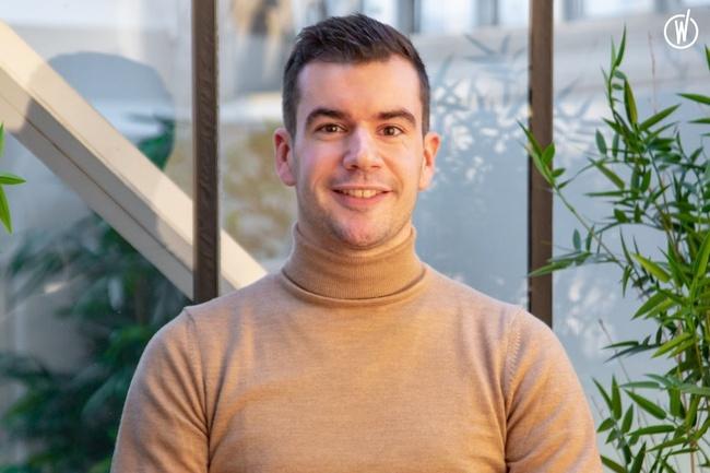 Rencontrez Anthony, FX Sales - Mondial Change