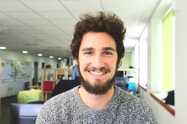 Rencontrez Charly, Leader Projet  - SmartSide