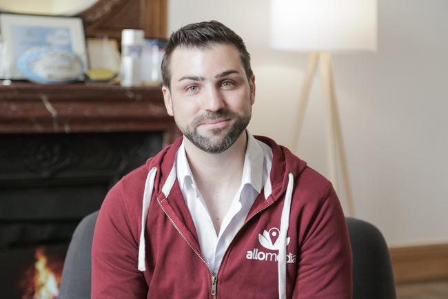 Rencontrez Romain, CEO - Allo-Media