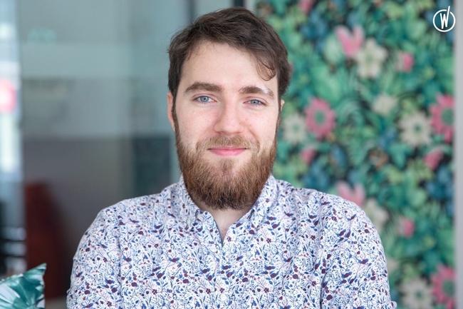 Rencontrez Quentin, Product Owner de la Squad Charging - Be:Mo Tech