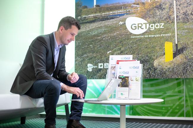 Découvrez la culture d'entreprise GRTgaz