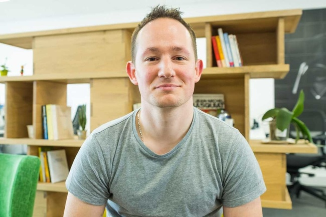 Rencontrez Nicolas, Architecte Web - Peopulse