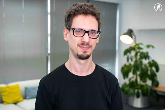 Meet Steve, Software Development Engineer - Thales