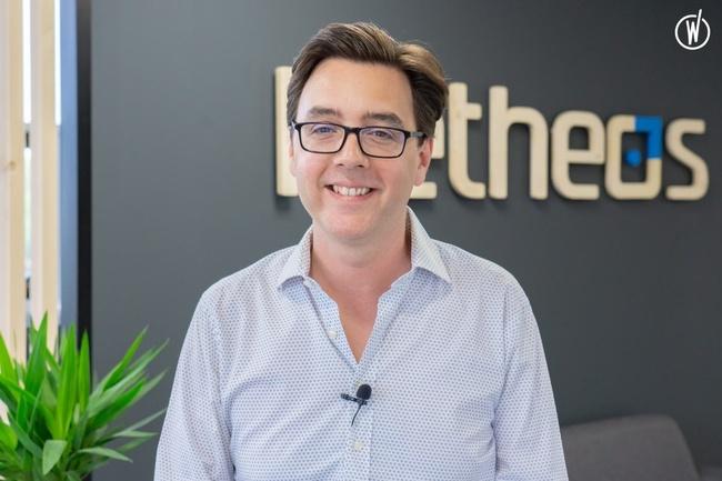 Rencontrez Olivier, CEO - Netheos