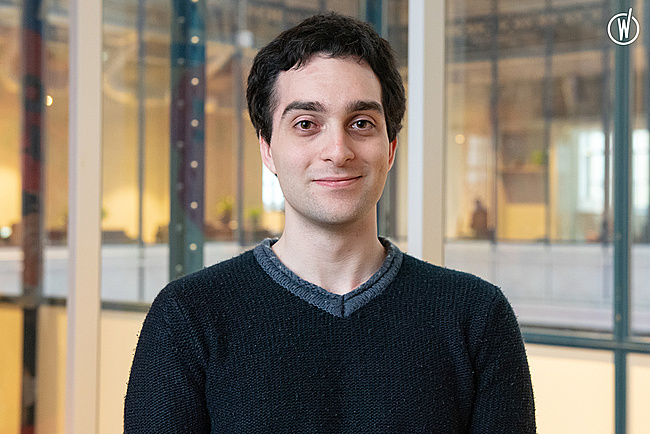 Rencontrez Vincenzo, Consultant Cloud & DevOps - GEKKO