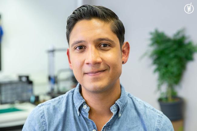 Meet Nicolas, Engineer R&D - Ganymed Robotics