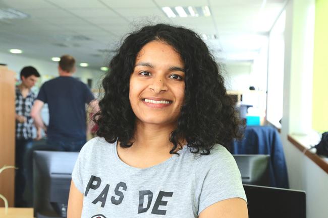 Rencontrez Anuradha, Artisan Logiciel   - SmartSide