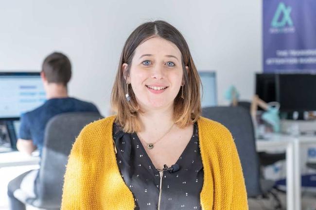 Rencontrez Charlotte, UI UX Designer - Adagio