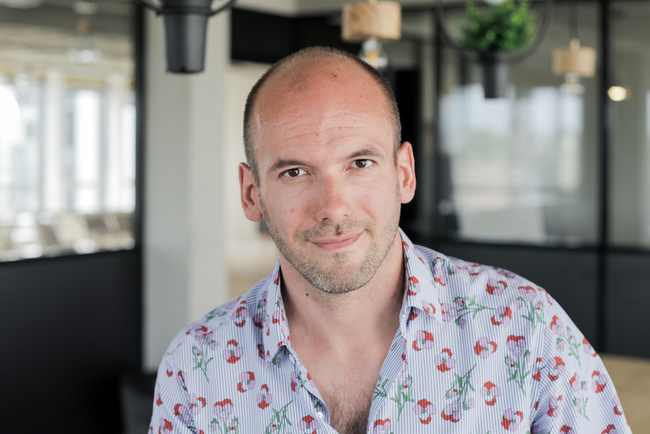 Rencontrez  Baptiste, Co-fondateur & CDO - GreenBig