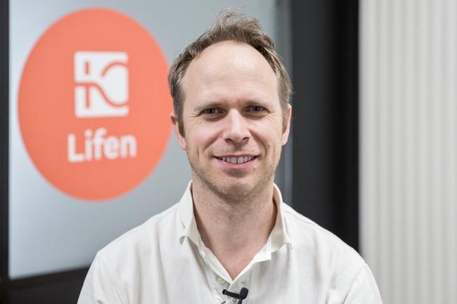 Rencontrez Franck, Founder