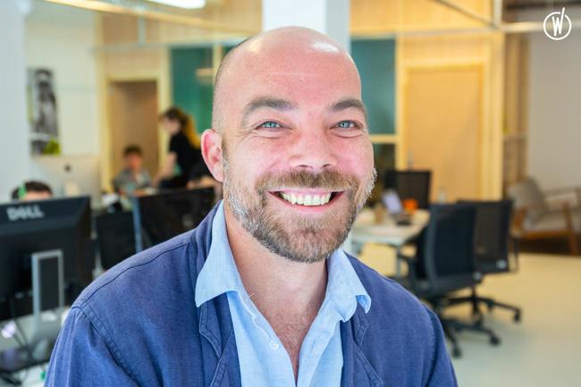Rencontrez Julien, Co-fondateur - LOUIS ZERO