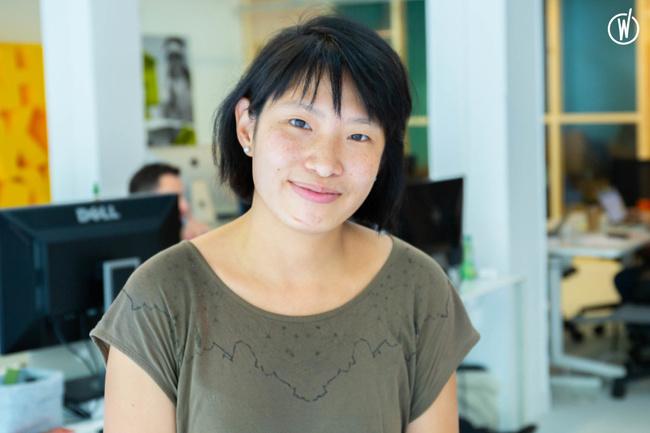 Rencontrez Delphine, UX UI Designer - LOUIS ZERO