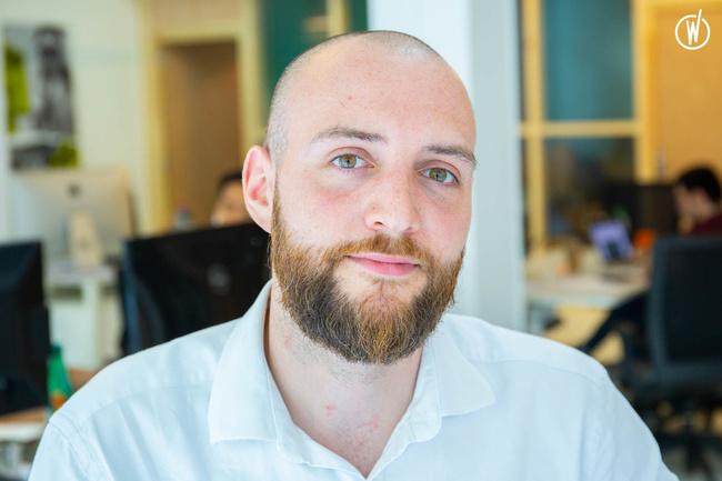 Rencontrez Sébastien , Directeur du développement - LOUIS ZERO
