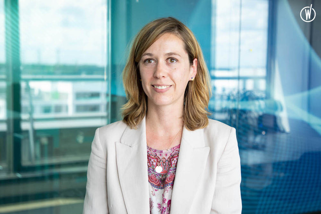 Rencontrez Julie, Négociatrice - Carrefour