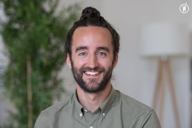 Rencontrez Lucas, Co Fondateur - Ignition Program