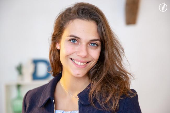 Meet Cloé, CMO & cofounder - Dreamin