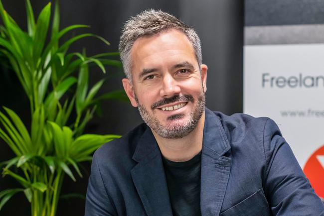 Rencontrez Robin, Co-founder & CEO - FreelanceRepublik