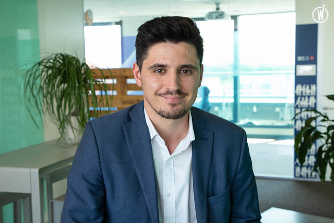 Rencontrez Baptiste, Analyste Financier - Carrefour