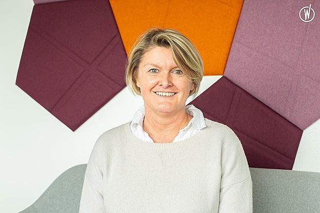 Rencontrez Hélène, Administratrice bases de données - Worldline