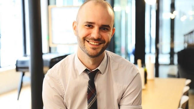 Meet Mathieu, Game Designer - Tilak Healthcare