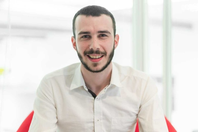 Rencontrez Maxime, Directeur Commercial - Popina