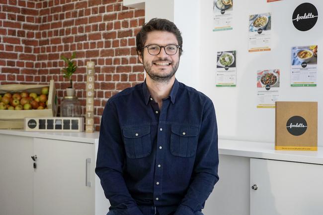 Rencontrez Oliver, CEO