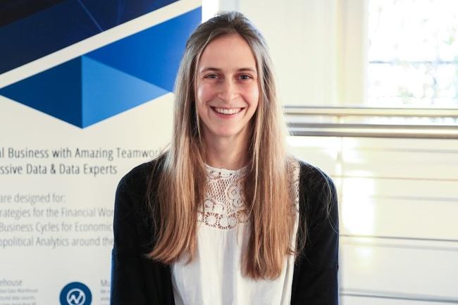 Rencontrez Alice, Data Scientist - QuantCube Technology