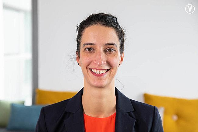 Rencontrez Madeleine Sophie, Responsable R&D Aléas Naturels et Gouvernance des modèles - AXA