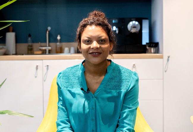 Rencontrez Morgane, Chargé de clientèle - Sogelink