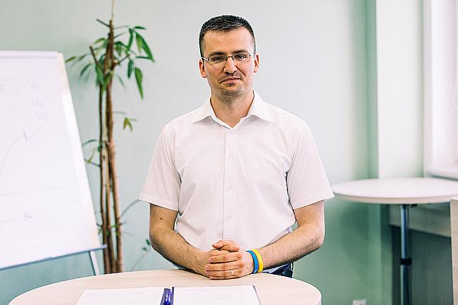 Daniel Hadač, Projektant specialista - Siemens - závody