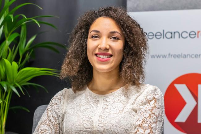Rencontrez Flavia, Business Developer - FreelanceRepublik