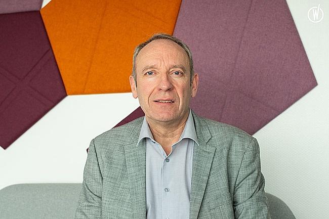 Rencontrez Arnaud, Directeur des ressources humaines - Worldline