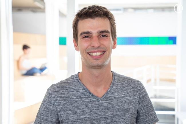 Rencontrez Yannick, Co-fondateur
