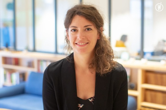 Rencontrez Sarah, Responsable Partenariats - idomed