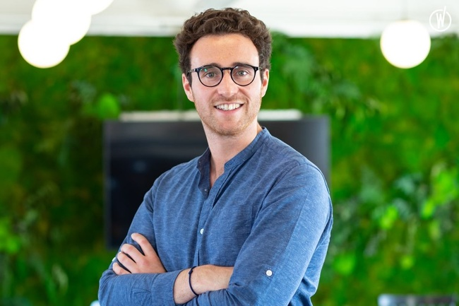 Rencontrez Grégoire, Head of Sales