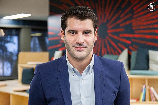 Rencontrez Pierre-Emmanuel, CEO
