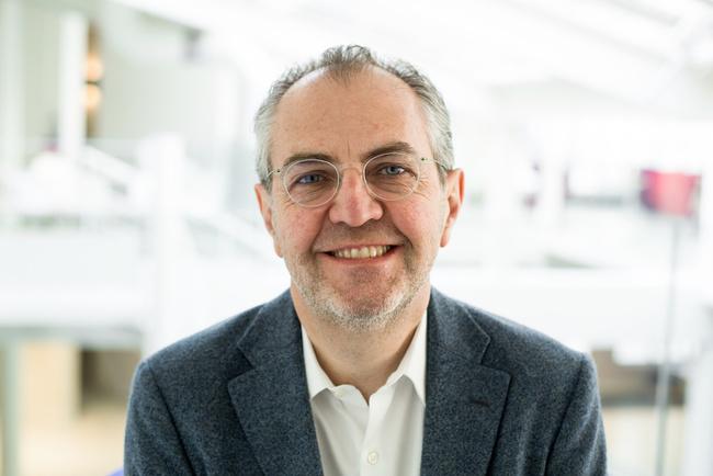 Rencontrez Alain, Managing Director