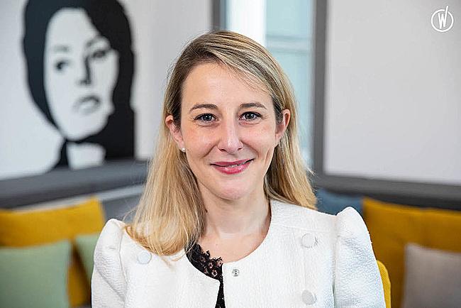 Rencontrez Marion, Directrice Distribution Externe – France & Monaco - AXA
