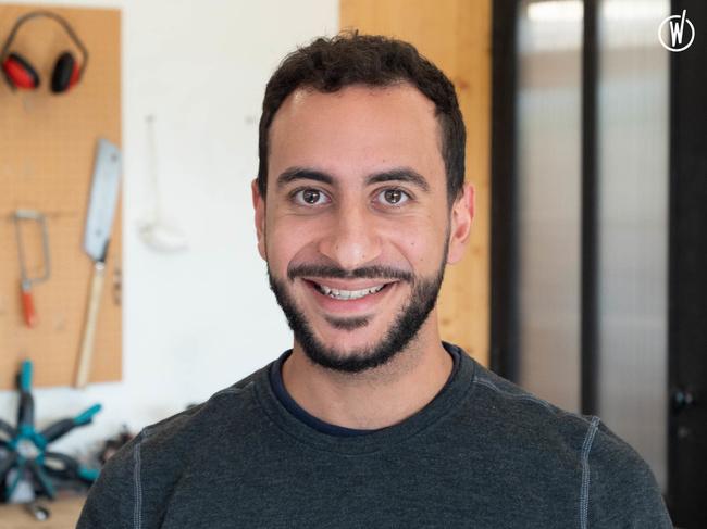 Rencontrez Safi, Chef d'atelier - Draft