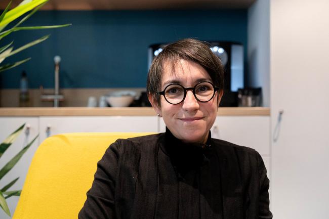 Rencontrez Fatima, Directeur Général - Sogelink