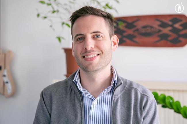 Rencontrez Julien, Chef de Produit CAD - adjoint - TOPSOLID